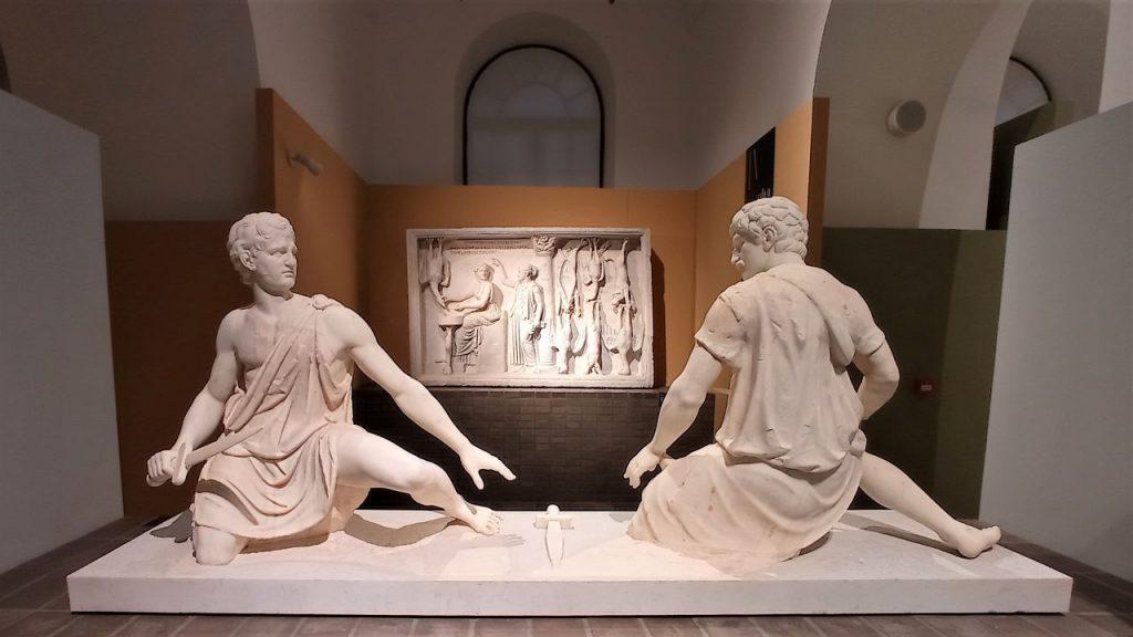 Marmi Torlonia Roma